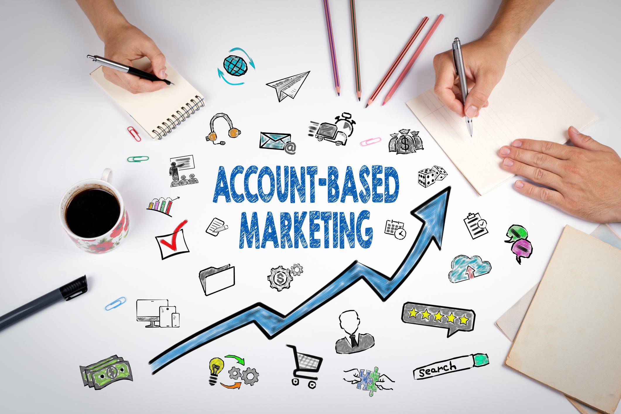 THE BEGINNERS GUIDE TO ACCOUNT BASED MARKETING